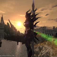 Скриншот версии для PS3, представленный на E3.