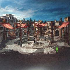 Dominion village.