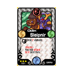 101 Sleipnir