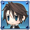 DFFNT Player Icon Squall Leonhart PFF 001