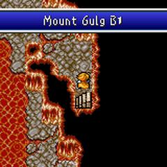 Mount Gulg (GBA).