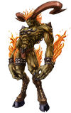 Ifrit CrisisCore Artwork