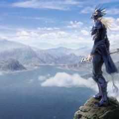 Kain na abertura (PC).