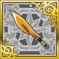FFAB Warrior's Sword SR+