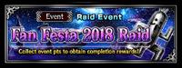 FFBE Event Fan Festa 2018 Raid