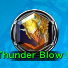 Valigarmanda (Thunder Blow II).