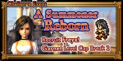 FFRK A Summoner Reborn Event