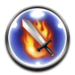 FFRK Fire Strike Icon