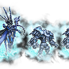 Ultimate++ Shiva & Ice Soldier.