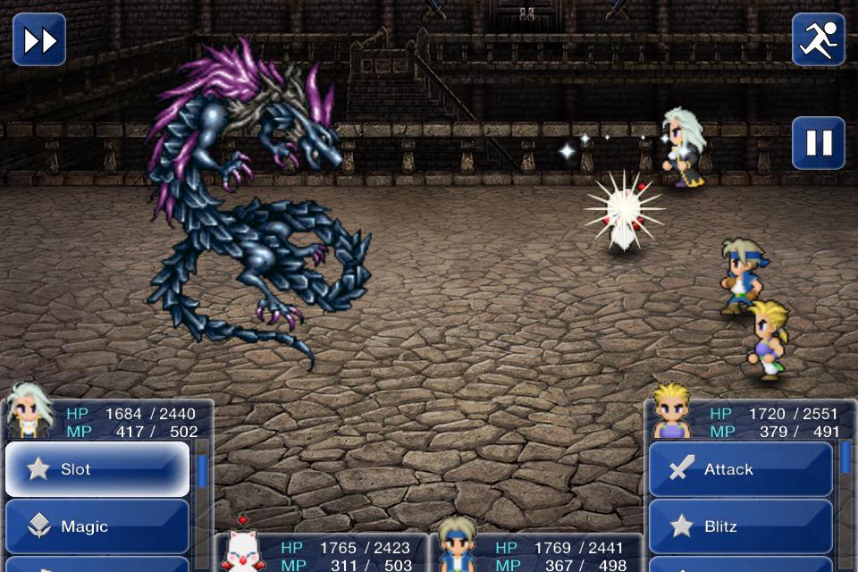 Blue Dragon Final Fantasy Vi Final Fantasy Wiki Fandom Powered