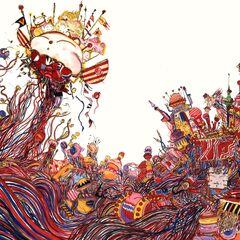 Концепт-иллюстрации Ёситаки Амано под общим названием