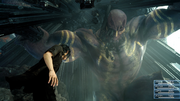 FFXV-Titan-Batalha
