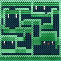 Pandaemonium's Third Floor (NES).