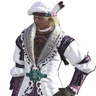 Weaver render from the <i>Final Fantasy XIV</i> legacy.