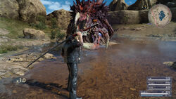Gladiolus-Character-Swap-FFXV