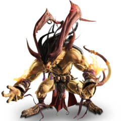 Render do Ifrit.