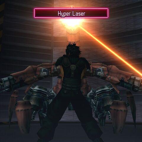 Hyper Laser.