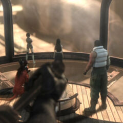 The main deck in <i>Final Fantasy: Advent Children</i>.