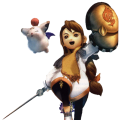 <i>Crystal Chronicles</i>, Female Clavat