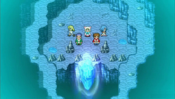 FFD Crystal Massive Cavern