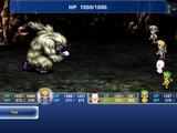 Yeti (Final Fantasy VI dummied enemy)