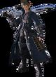 FFXIV Gunbreaker Render