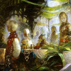 Arte do Linkshell.