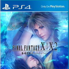 <i>Final Fantasy X/X-2 HD Remaster</i>