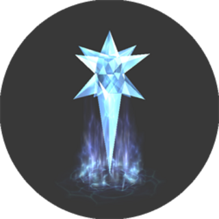Mea Telepoint crystal<br />(I-6)