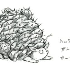 Hedgehog.