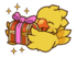 LINE Chocobo Sticker32