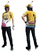 Mog Choco T-Shirt FFXV
