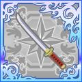 FFAB Sasuke's Blade SSR