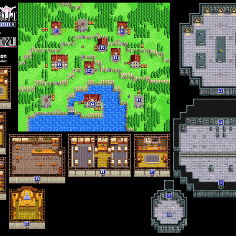 Machanon's Map (GBA).