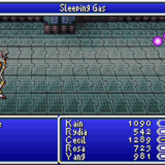 Sleeping Gas (GBA)
