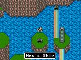 Mac's Ship
