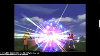"""Quistis Blue Magic """"Mighty Guard"""" from FINAL FANTASY VIII Remastered-0"""
