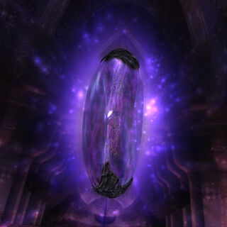 Shemhazai's crystal from <i>Final Fantasy XII</i>.