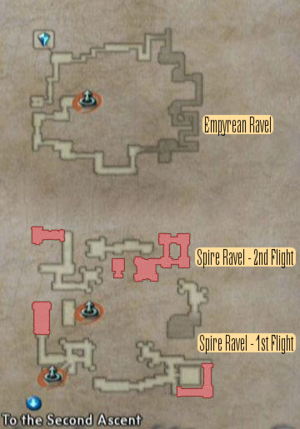 FF12 Map - Pharos (Third Ascent)