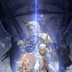 Jornee featured in artwork for The Crystal of Time storyline: Ch. 5.