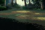 FFIViOS Forest Battle Background