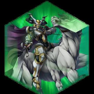 Odin's Phantom Stone (Rank 5).
