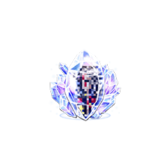 Cloud of Darkness's Memory Crystal III.