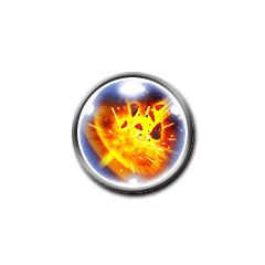 Icon for Explosive Blow.