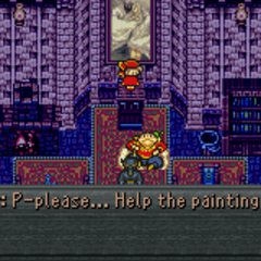 Owzer's House in the GBA version.
