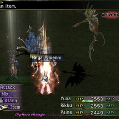 Mega Phoenix.