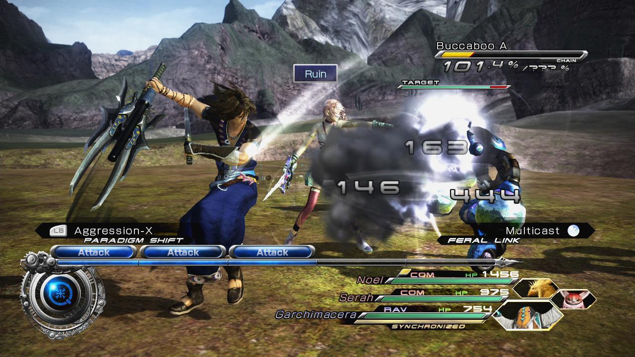 Commando (Final Fantasy XIII-2) | Final Fantasy Wiki | Fandom