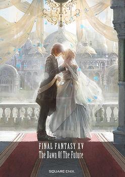 FFXV Dawn of the Future cover