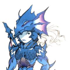 Arte conceitual feita por Akira Oguro (DS).
