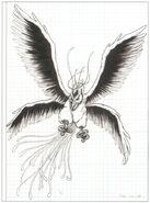 Tétrarémigis FFIII Artwork